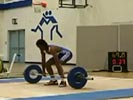 Weightlifting gone very wrong!