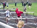 Epic hurdle race.