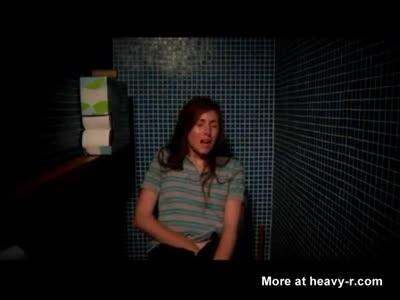 Funny spy video girl