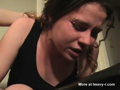 vomit cry humiliated