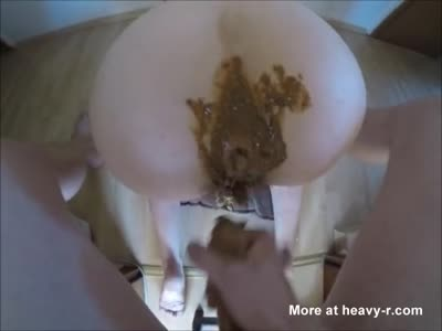 Wife handcuffs husband jerk off