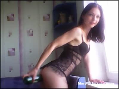 For sex using bottles women