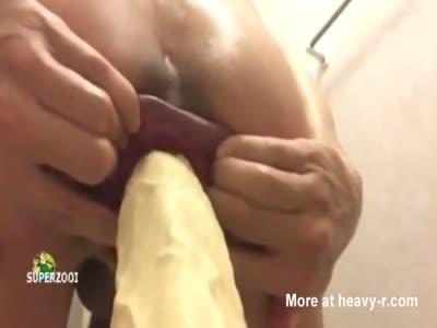 Anus is man pussy