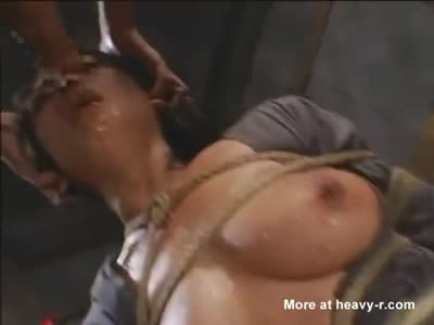 Licking his spurting semen from his piss slit