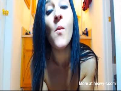 Matchless women eating women shit