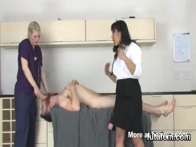 Humor nurse porno