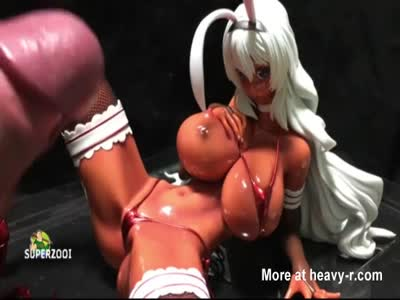 other busty lavender shares a dildo with a mature lesbo that can not participate