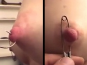 Ones Tortured pussy breasts